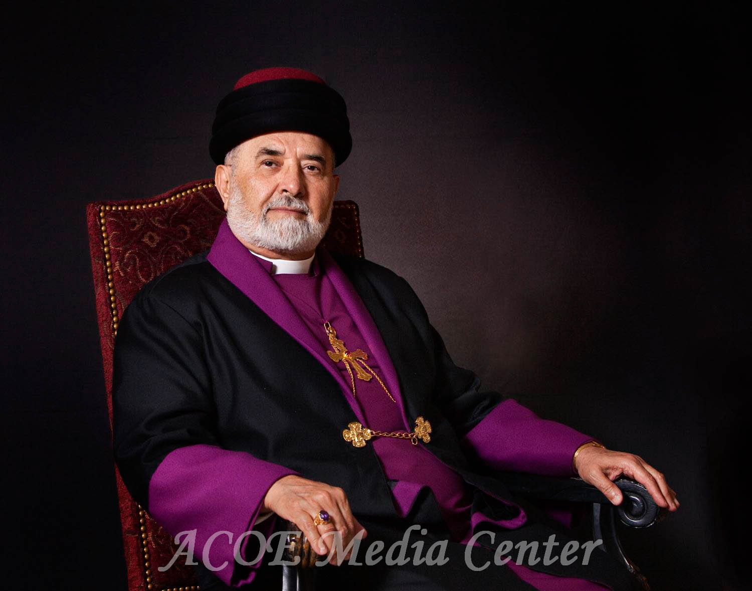 H.H Mar Dinkha IV Catholicos  Patriarch of the Assyrian Church of the East