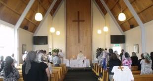 نشاطات رعية مار عوديشو لكنيسة المشرق الاشورية في ويلنكتون