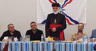 نيافة الاسقف مار عمانوئيل، يقيم قداساً لرعية كالكري في مقاطعة البرتا في كندا