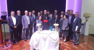 غبطة المطران مار ميلس زيا، يرعى حفل إعادة تدشين قاعة نينوى في الجمعية الآشورية الاسترالية في سيدني