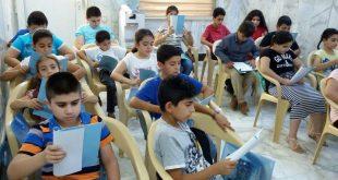 انطلاق الدورة الصيفية لتعليم اللغة الاشورية والتعليم المسيحي