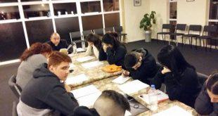 نشاطات رعية مار عوديشو التابعة لكنيسة المشرق الاشورية في ويلنكتون – نيوزيلندا، لشهر تموز 2016