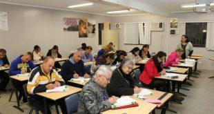 غبطة المطران مار ميلس زيا، يزور كلية اللغة الآشورية ويرعى حفل رعاية الطلبة المتخرجين للاعوام السابقة من كلية مار نرساي