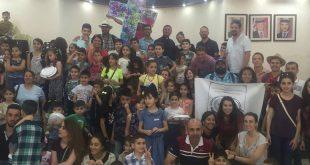 تجمع خاص لاطفال الكنائس المشرقية في الاردن