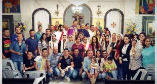 قداس واحتفالية عيد الصليب لارسالية كنيسة المشرق الاشورية في عمان