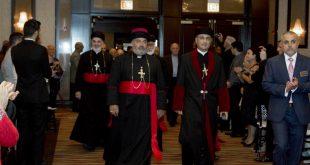 كنيسة المشرق الاشورية في شيكاغو، تحتفل بالذكرى السنوية الاولى لرسامة قداسة البطريرك مار كيوركيس الثالث صليوا