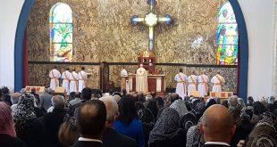 بالصور، نيافة الاسقف مار عمانوئيل، يقيم قداس اليوم الثالث لوفاة الاركذياقون الراحل توما القس ابراهيم في تورنتو