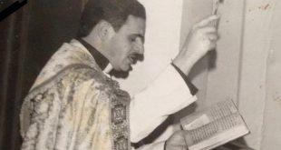 وفاة الاركذياقون توما القس ابراهيم في كندا