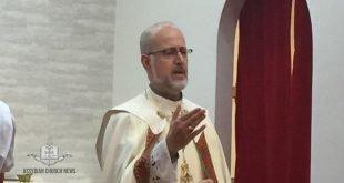 نيافة الأسقف مار عبديشوع أوراهام ، يترأس القداس الالهي لعيد الميلاد المجيد في رعية مريم العذراء في لندن
