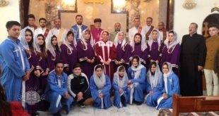اقامة تذكار القديس مار اسطفانوس الشهيد في بغداد بحضور قداسة البطريرك مار كيوركيس الثالث صليوا،
