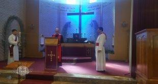 السعانيين، الفصح والجمعة العظيمة في كنيسة المشرق الاشورية في سيدني