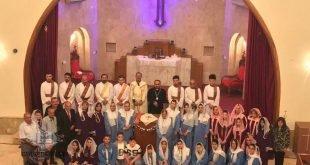 أبرشية بغداد تحتفي بتذكار الشهيد مار كيوركيس