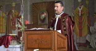 قداس عيد الشعانيين في كنيسة المشرق الاشورية في الاردن