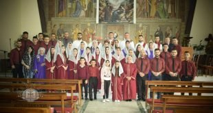 قداس عيد القيامة المجيد في الاردن