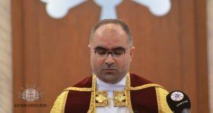 مراسيم وضع اليد وتنصيب نيافة الاسقف الدكتور مار أبرس يوخنا أسقفاً لأبرشية أربيل وتوابعها