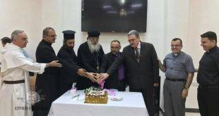 في بغداد … كنيسة مار ماري الرسول تفتتح بنايتها الادارية ومركزا لتطوير المهارات بغداد