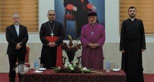 قداسة البطريرك مار كيوركيس الثالث صليوا، يفتتح دورة (نور العالم) للتعليم المسيحي واللغة الآشوريّة في أربيل