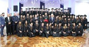 تخرج الدفعة السابعة من طلبة كلية مار نرساي الاشورية المسيحية في سيدني