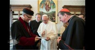 البابا يستقبل أعضاء اللجنة المختلطة للحوار اللاهوتي بين الكنيسة الكاثوليكية وكنيسة المشرق الآشورية