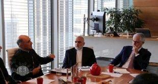 غبطة المطران مار ميلس زيا وبرفقة رؤساء الكنائس الشرقية في استراليا، يلتقون برئيس الوزراء مالكوم ترونبل