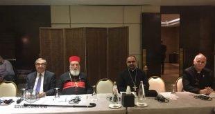 نيافة الاسقف مار أبرس يوخنا، يشارك في مؤتمر لحوار الاديان حول التماسك الديني والاجتماعي في لبنان