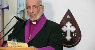 رسالة قداسة البطريرك مار كيوركيس الثالث صليوا لمناسبة عيد القيامة المجيد