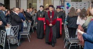 غبطة المطران مار ميلس زيا وأصحاب النيافة الأجلاء، يرعون الحفل السنوي للجنة أسيرو الخيرية في سيدني