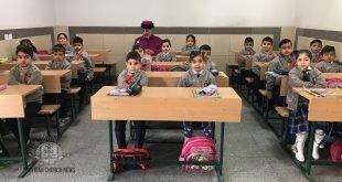 مدرسة الرها الأهلية التابعة لكنيسة المشرق الآشورية في بغداد من بين المدارس العشر الأوائل في العراق