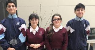 طلبة كلية مار نرساي الآشورية في سيدني، يحققون المرتبة الاولى على استراليا ونيوزلندا في مسابقة حل  شفرة بايثون الوطنية