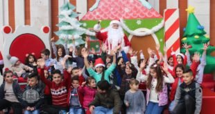 احتفالات كنيسة المشرق الآشورية – ابرشية لبنان بأعياد الميلاد المجيدة