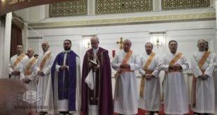 نيافة الأسقف مار عبديشوع أوراهام يصل مدينة شيكاغو لحضور مراسيم خدمة الراقدين لأبن شقيقه