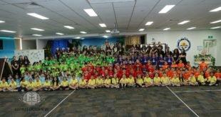 بمشاركة 200 طفل، اختتام المخيم السنوي الثاني لجمعية أطفال الرب في سيدني