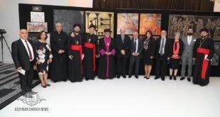 قداسة البطريرك مار كيوركيس الثالث صليوا، يرعى حفل جوائز رابي نمرود سيمونو للمنح الدراسية لعام 2019، والتي نظمتها الجمعية ألاشورية الاسترالية