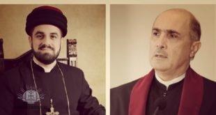 رسالة من غبطة المطران مار ميلس زيا الى نيافة الاسقف مار أوراهام يوخانس