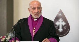رسالة قداسة البطريرك مار كيوركيس الثالث صليوا، لمناسبة عيد الميلاد، ورأس السنة الميلادية 2020